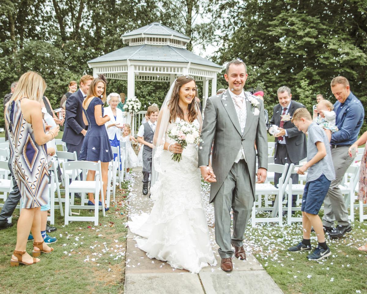 Higher Trapp Wedding